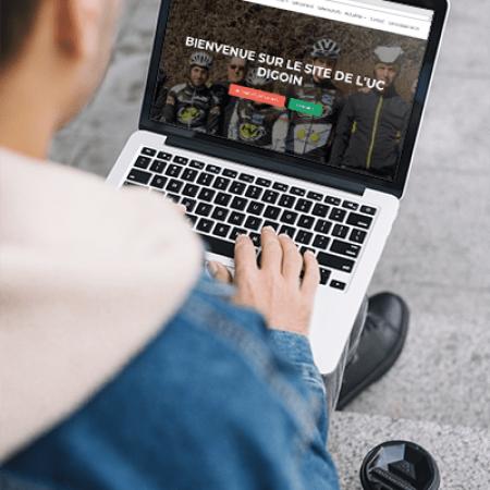 Création de site WordPress UC DIGOIN
